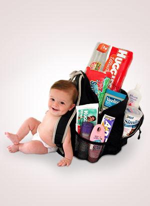 Аптечка первой помощи для путешествий (для ребенка)