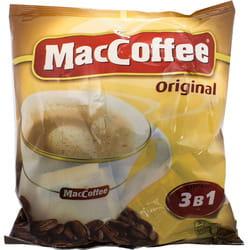 Напиток кофейный MACCOFFEE (Маккофе) 3 в 1 пакетик 20 г 1 шт
