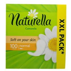 Прокладки ежедневные женские NATURELLA (Натурелла) Normal Camomile (Нормал) с ароматом ромашки 100 шт
