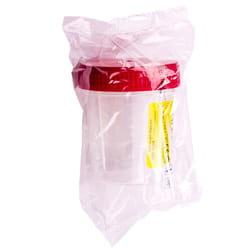 Емкость для забора мочи URI-BOX стерильная 120 мл