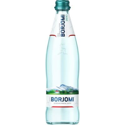 Вода минеральная Боржоми стекло 0,5 л