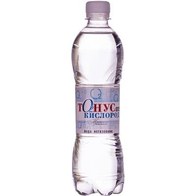 Вода питьевая Куяльник Тонус-Кислород 0,5 л