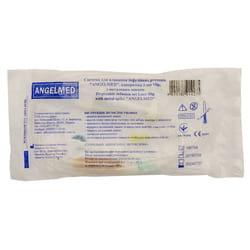Система для вливания инфузионных растворов Luer Slip с металлическим шипом Angelmed (Ангелмед) ПР 1 шт
