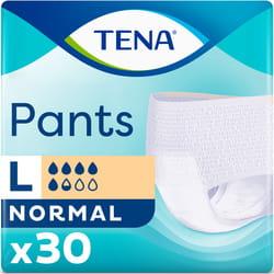 Подгузники-трусы для взрослых TENA (Тена) Pants Normal Large (Нормал ладж) 30 шт NEW