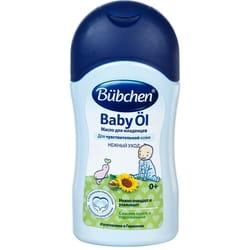 Масло для младенцев BUBCHEN (Бюбхен) очищающее для чувствительной кожи 40 мл