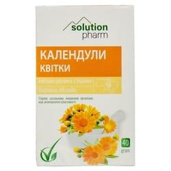 Календулы цветки 40г Solution Pharm