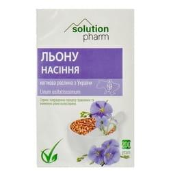 Льна семя 200г Solution pharm