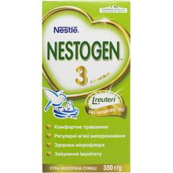 Смесь молочная детская NESTLE (Нестле) Нестожен 3 с лактобактериями L. Reuteri с 12 месяцев 350 г