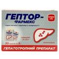 Гептор-Фармекс гранулят 3г/5г пакет 5г №30