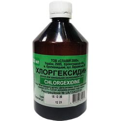 Хлоргексидин р-р 0,05% фл. 200мл