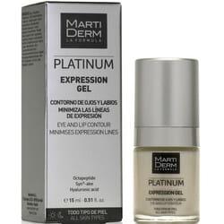 Гель для контура глаз и губ MARTIDERM (Мартидерм) Экспрешн для всех типов кожи 15 мл
