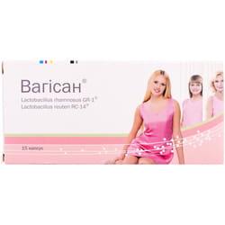 Капсулы для поддержания и нормализации нормального баланса вагинальной микрофлори Вагисан блистер 15 шт