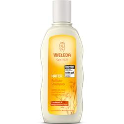 Шампунь для волос WELEDA (Веледа) с экстрактом овса для поврежденных и сухих волос восстанавливающий 190 мл