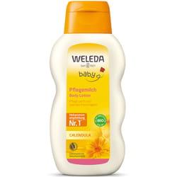 Молочко детское для тела WELEDA (Веледа) с календулой 200 мл