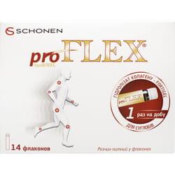 ПроФлекс раствор питьевой для улучшения функционального состояния опорно-двигательного аппарата в флаконах по 25 мл 14 шт