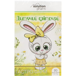 Фиточай детский Гастро Фарм в фильтр-пакетах по 1,5 г 20 шт Solution Pharm