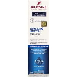 Шампунь для волос Bioxsine (Биоксин) Дермаджен АкваТермал термальный протиив перхоти 300 мл