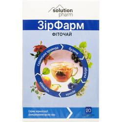 Зрение Фарм фиточай в фильтр-пакетах по 1,5 г 20 шт Solution Pharm