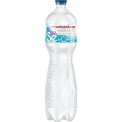 Вода минеральная Моршинская Plus AntiOxiwater Селен+Хром+Цинк негазированная 1,5 л
