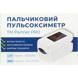 Пульсоксиметр пальчиковый BLS-1102B 1 шт