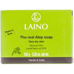 Мыло LAINO (Лено) Алепское традиционное 150г