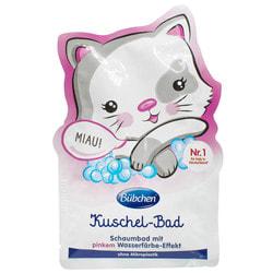 Пена для ванны детская BUBCHEN (Бюбхен) Ласковый котик 40 мл