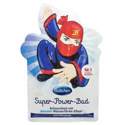 Пена для ванны детская BUBCHEN (Бюбхен) Супергерой 40 мл