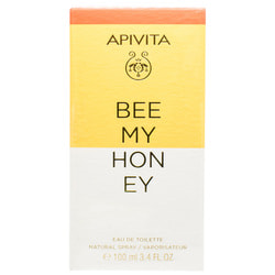 Вода туалетная APIVITA (Апивита) BEE MY HONEY (Би май хонэй) 100 мл