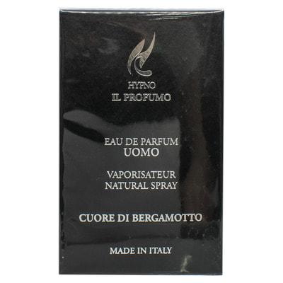 Парфюмированная вода для мужчин HYPNO CASA (Гипно) аромат Cuore di Bergamotto 100 мл