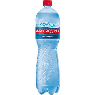 Вода минеральная Миргородская 1,5 л