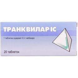 Транквилар IC табл. 0,3г №20