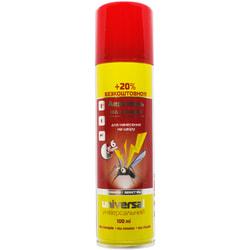 Аэрозоль от комаров ANTI MOSQUITO (Анти москит) 100 мл + 20 мл в подарок