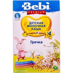 Каша молочная детская KOLINSKA BEBI (Колинска беби) Премиум Гречка для детей с 4-х месяцев 200 г