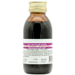 Железное вино р-р перорал. фл. 100г