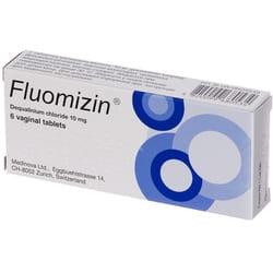 Флуомизин табл. вагинал. 10мг №6