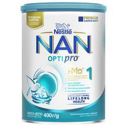 Смесь молочная детская NESTLE (Нестле) Нан 1 Premium Optipro (Премиум Оптипро) с рождения 400 г