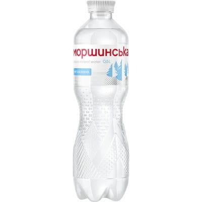 Вода минеральная Моршинская негазированная ПЭТ 0,5 л
