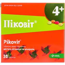 Пиковит табл. п/о №30