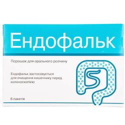 Эндофальк пор. д/орал. р-ра пакет №6