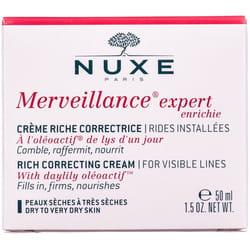 Крем для лица NUXE (Нюкс) Мервеянс Эксперт насыщенный против морщин для сухой и очень сухой кожи 50 мл