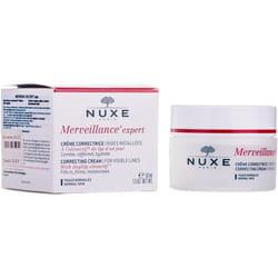 Крем для лица NUXE (Нюкс) Мервеянс Эксперт против морщин увлажняющий и разглаживающий для нормальной кожи 50 мл