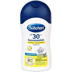 Молочко солнцезащитное детское BUBCHEN Sensitive (Бюбхен Сенситив) для тела с коэффициентом защиты SPF30 50 мл