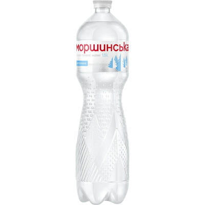Вода минеральная Моршинская негазированная 1,5 л