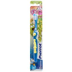 Зубная щётка детская ПИРОТ Гусеница