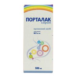 Порталак сироп 667мг/мл фл. 500мл №1