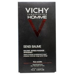 Бальзам после бритья VICHY (Виши) Ом для чувствительной кожи успокаивающий 75 мл