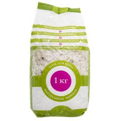 Соль для ванны ELENSEE (Эленси) натуральная морская 1 кг