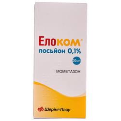 Элоком лосьон  0,1% фл. 30мл