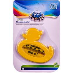 Термометр детский для воды CANPOL (Канпол) артикул 2/781 Уточка