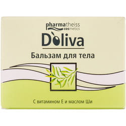 Бальзам для тела D'OLIVA (Д'Олива) 250 мл